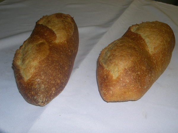 1-2 Parisian bread,600g