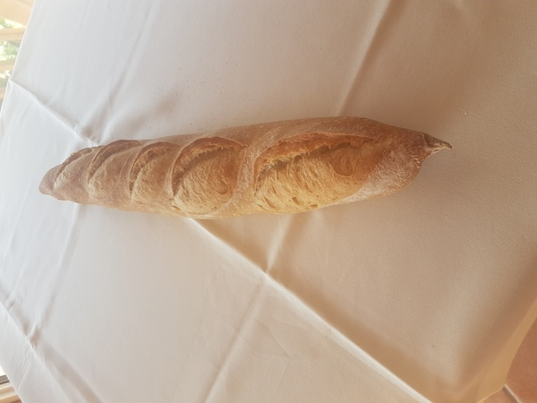 1-5 Sourdough baguette, 380g